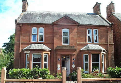 The Old Rectory Guest House Annan