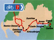 National Cycle Route 7