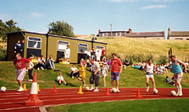 Everholm Sports Complex in Annan