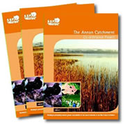 The Annan Catchment Co-ordination project (booklet cover)