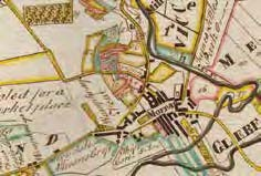 cartographic tour of Nithsdale and Annandale in the 18th and early 19th century