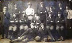 Scottish women's football from World War One to the present day