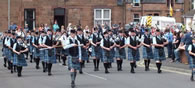 The Royal Burgh Of Annan Pipe Band