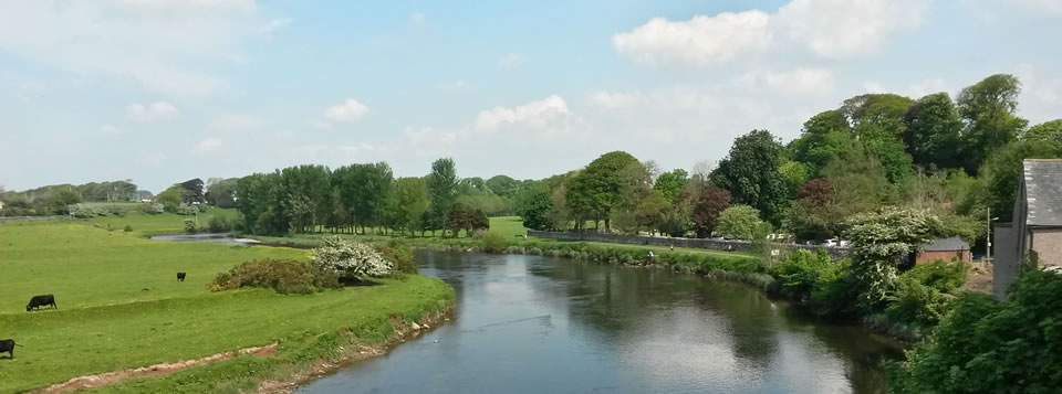 The River Annan