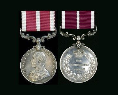 Royal Navy Meritorious Service Medal