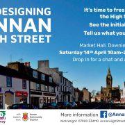 Redesigning Annan High Street