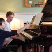 International star of the piano, Sasha Grynyuk