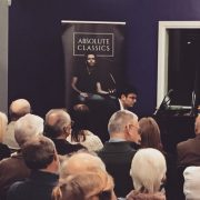 flautist Stephen Clark and pianist Ashley Beauchamp
